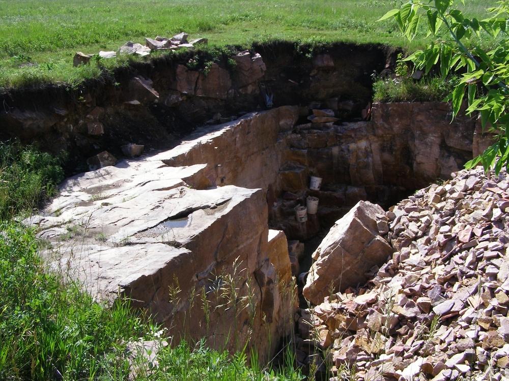 Pipestone Quarry Pit