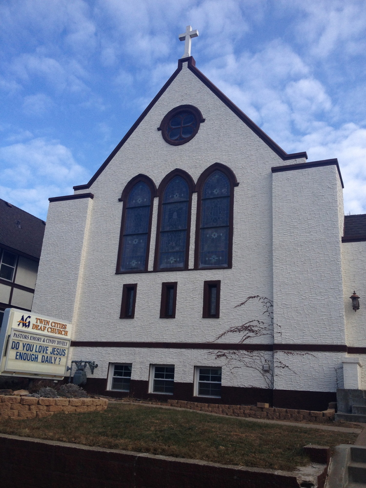 Deaf Life Church Front