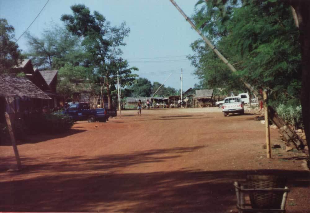 Khao-I-Dang Refugee Camp