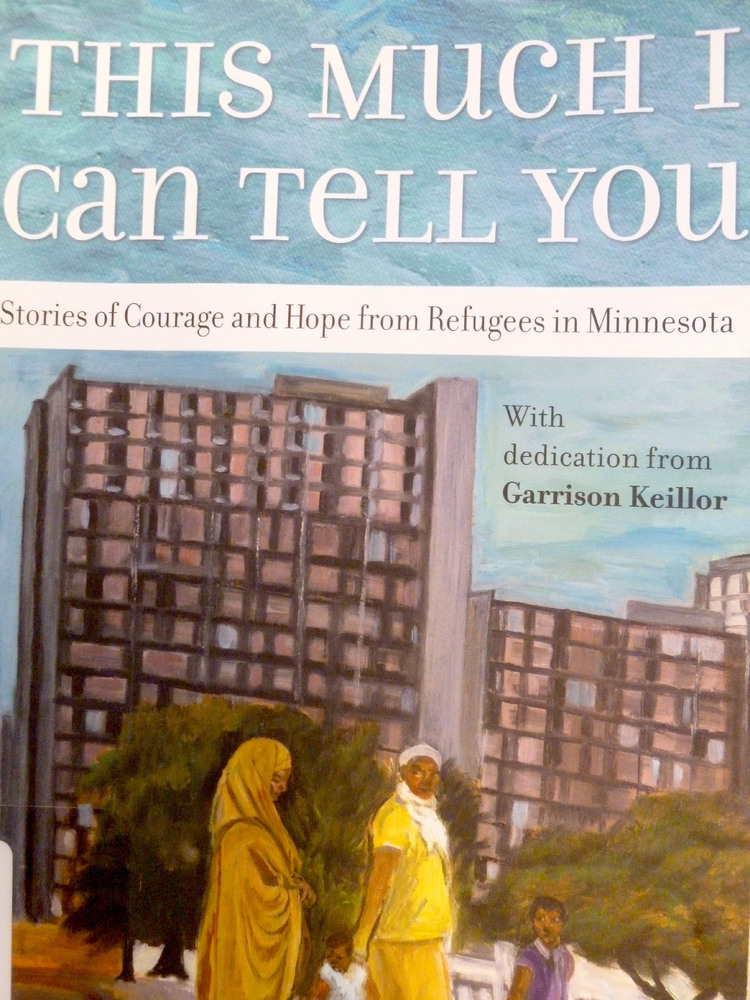 """This Much I Can Tell You"" front cover"