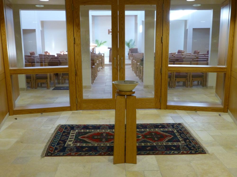 Emmaus Chapel Inside