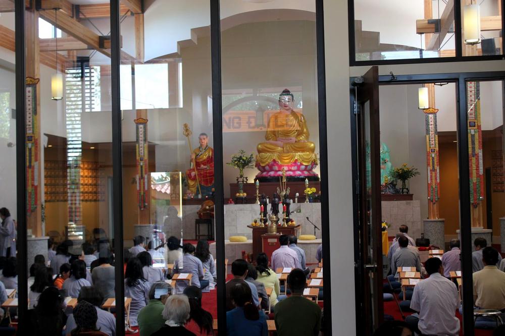 Main Worship Hall