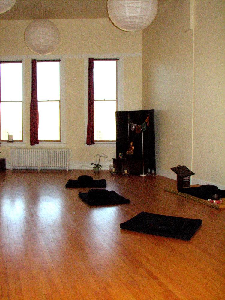 NBMC Meditation Area