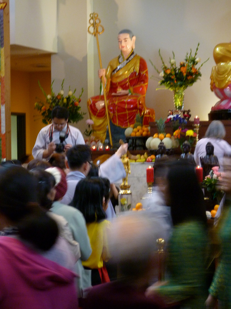 Celebration of the Buddha's Birthday and Enlightenment