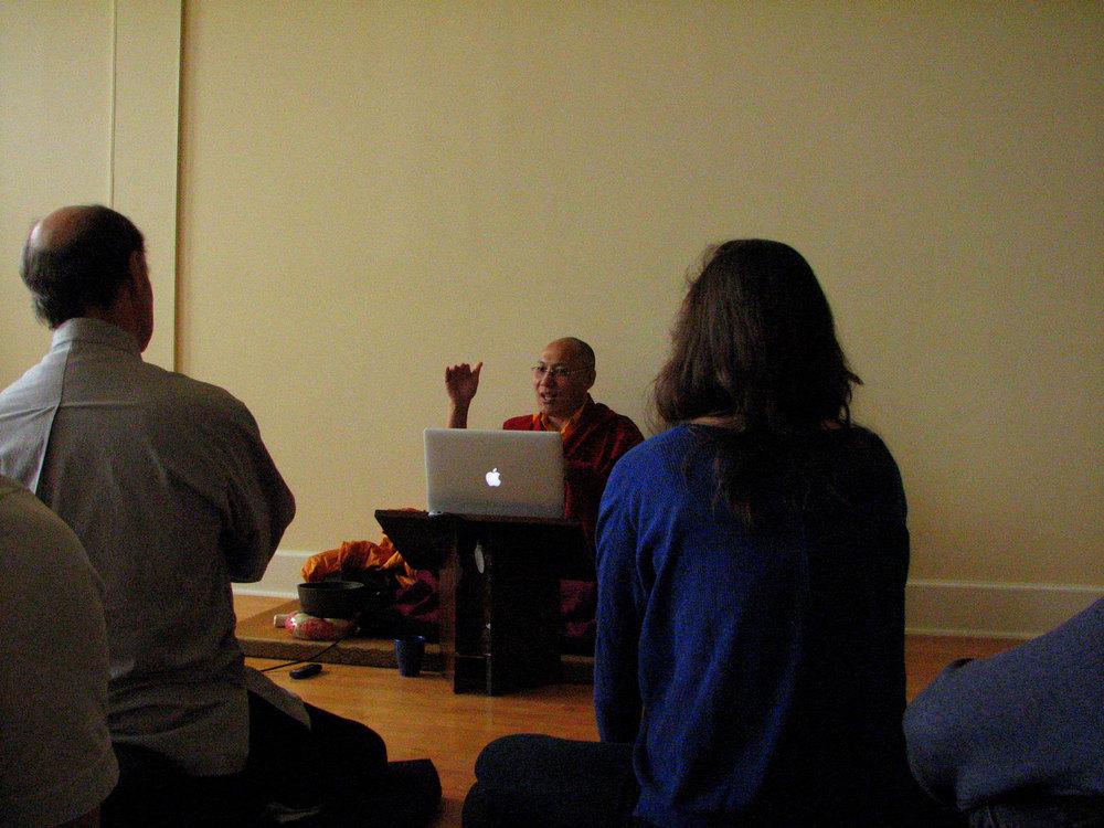 NBMC Dharma Talk