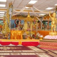 New Temple Interior