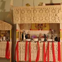 Closeup Image of Bao's Altar