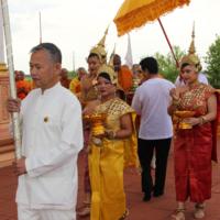 Visakha Puja Procession 1