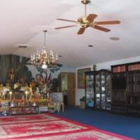 Old Temple Interior