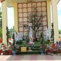 Scene of Buddha's Birth