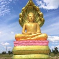 Mucalinda Buddha Statue<br />