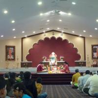 Chinmaya, Main Hall
