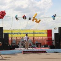 Khmer New Year Pavilion