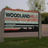 Woodland Hills Sign