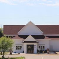 Finished Community Center
