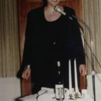Rabbi Offner Celebrates Shabbat