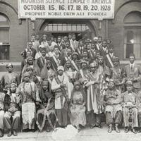 Moorish Science Temple Members