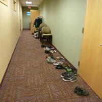 Chimaya, St. Paul Center Shoes