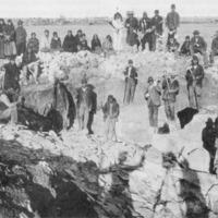 Pipestone Quarry 1894