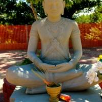 Jayavarman VII Statue