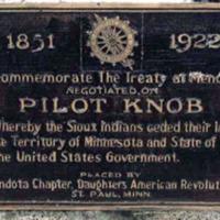 1851 Traverse des Sioux Treaty