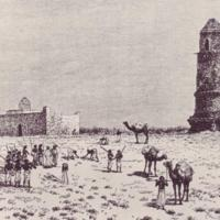 The Mosque of Abdul Aziz and the Mnara tower in Mogadishu