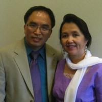 Pastor Jerchchah and Kia Heurh