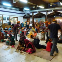 Friday Langar at Sikh Gurdwara, MN